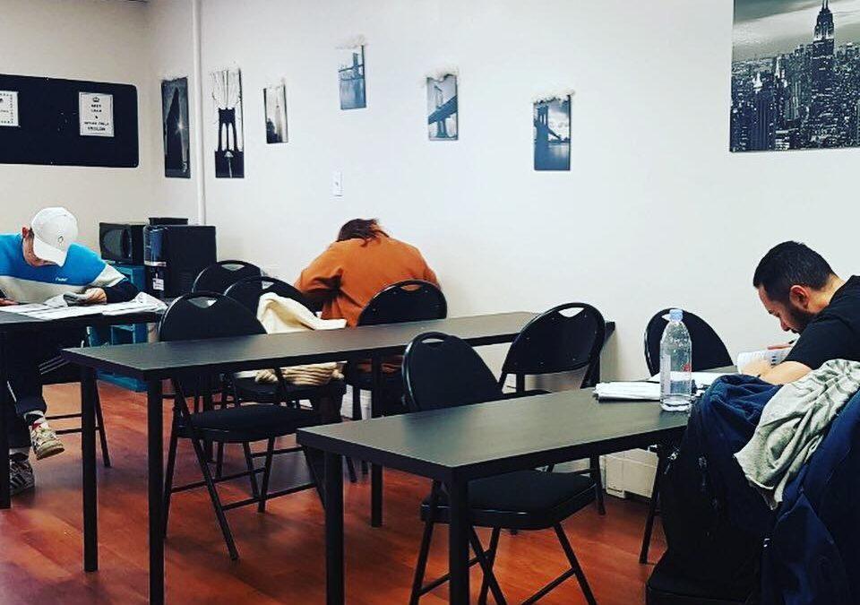 Studious Students!